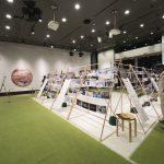 ヨコハマ・パラトリエンナーレ2017 ダイジェスト映像・第3部〈記録展示〉を制作